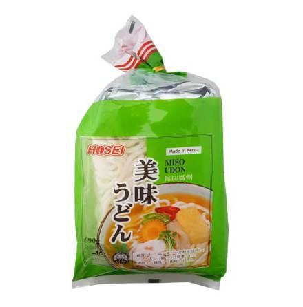 Udon Soup Miso 690g Hosei