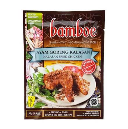 Ayam Goreng Kalasan 55g Bamboe