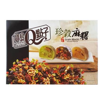 Grain Mochi Mixed Flavor 300g