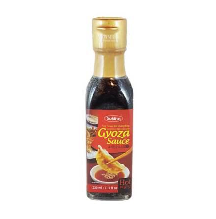 Gyoza Sauce Hot  230 ml Sukina