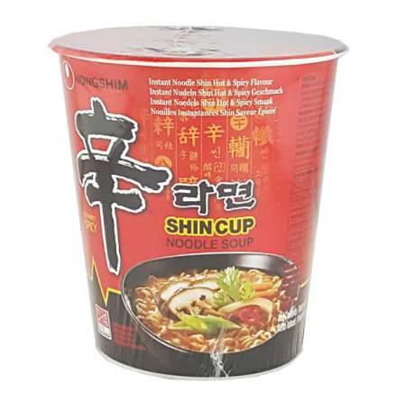 Nongshim Cup Shin Ramyun 68g