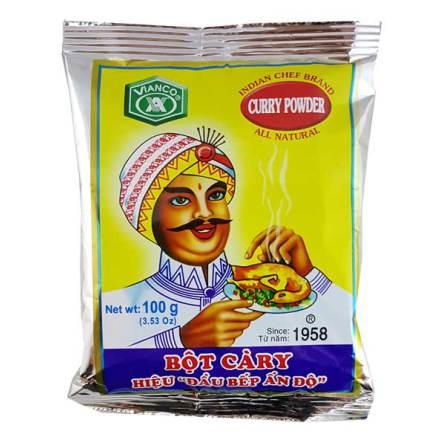 Curry Powder 100g Vianco